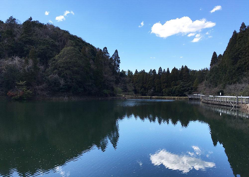 丑ヶ池 大池