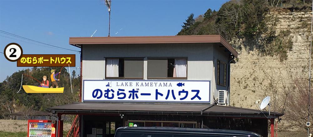 のむらボートハウス