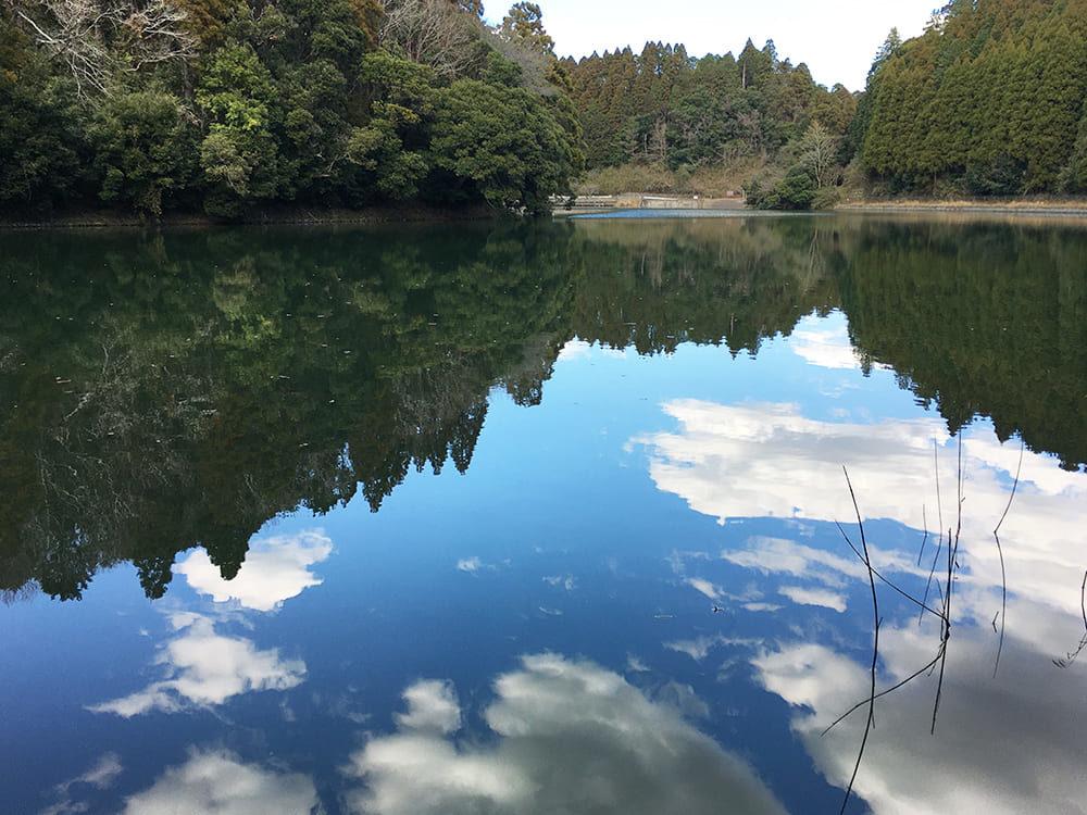 バス釣り 丑ヶ池