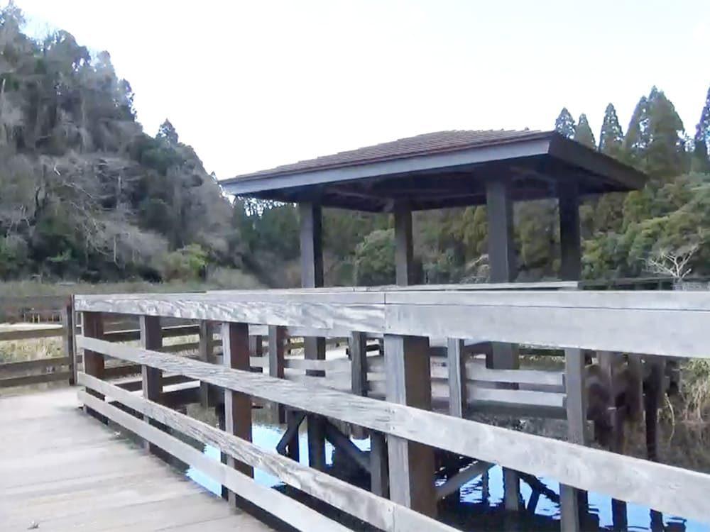 丑ヶ池 休憩所