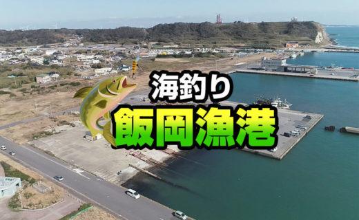 海釣り 飯岡漁港