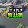 バス釣り亀山湖